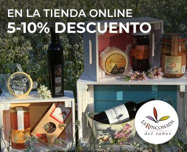 La Rinconada del Sabor 5% de descuento en tienda online