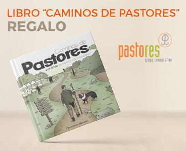 """Regalo del libro """"Caminos de Pastores"""""""