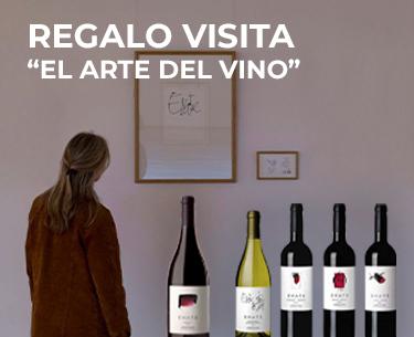 """Con la compra de un pack de Bodega Enate, ¡te regalamos la visita """"El arte del vino""""!"""