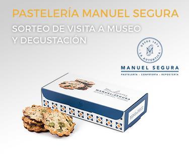 Sorteo visita y degustación Manuel Segura