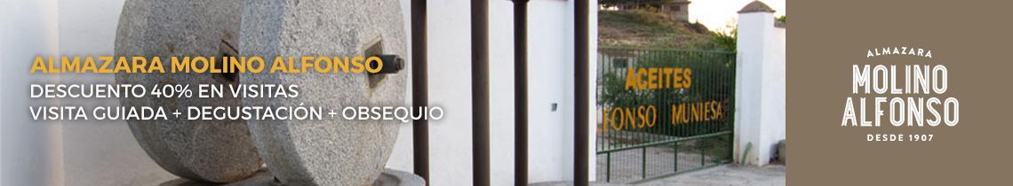 40% de descuento en visitas guiadas a Almazara Molino Alfonso