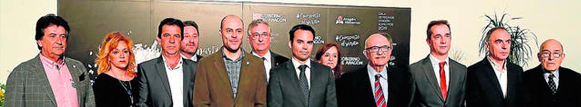 Pastelerías Manuel Segura, galardonada en los Premios Aragón Alimentos