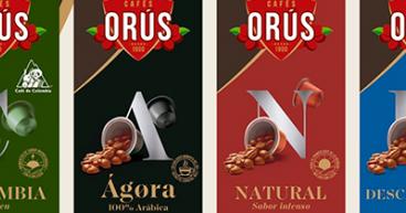 Cafés Orús lanza nuevas cápsulas de aluminio reciclable