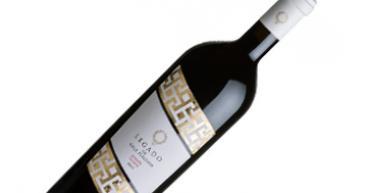 Legado de Gala Placidia 2015 entre los tres mejores de España según Mundus Vini.