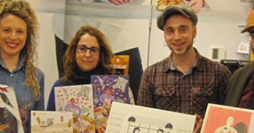 Tolosana entrega los Premios del VI Certamen de Ilustración Dulce