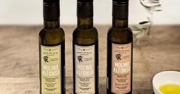 Molino Alfonso - Aceites de Oliva primera cosecha
