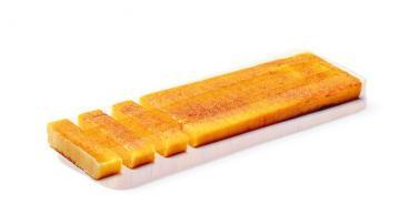 Turrón de yema tostada de Ascaso