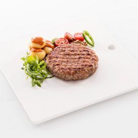 Pastores presenta su nueva hamburguesa de Ternasco de Aragón 100% natural