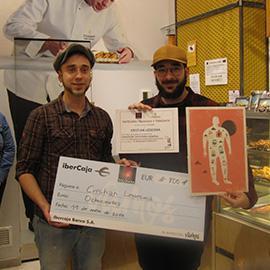 Premios del VI Certamen de Ilustración Dulce