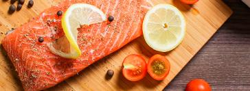 Receta del pastel de salmón